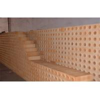 Quality Shaped Dry Pressed Kiln Refractory Fire Bricks Insulating Fireclay Block wholesale