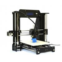 Quality High Precision Desktop 3D Printer 3D Printing Machine with Acrylic Frame wholesale