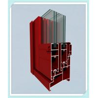 Quality Sliding Door Window Aluminum Profile High Strength Customized Length wholesale