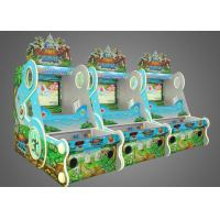 Quality Touch Screen Fashion Arcade Shooting Machine With Multi Missions wholesale