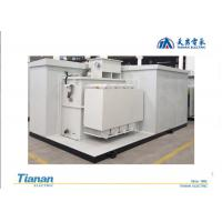 Quality 1600kva Prefabricated High Voltage Substation For Wind Power Generation wholesale