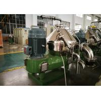 Easy Operate Centrifugal Filter Separator Biopharmaceutical For Fermentation Broth