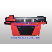 Quality High Resolution Industrial Flatbed UV Phone Case Printer Multicolor wholesale