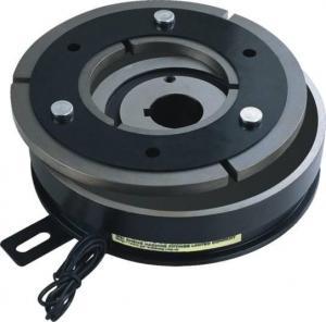 Internal bearing electromagnetic clutch