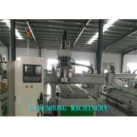 Quality Steel CNC Router Engraver Milling Machine , CNC Embossing Machine 9KW Spindle Motor wholesale