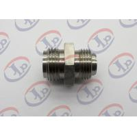 Quality 304 Stainless Steel Custom CNC Parts, Both End Thread Stainless Steel Joints wholesale