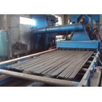 Buy cheap Steel Structure Blast Cleaning Machine Accurate Rust Removal 2000mm Cleaning from wholesalers