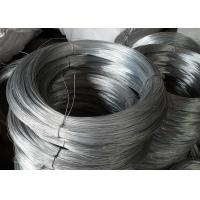 Buy cheap High / Low Carbon Steel Wire , Hot - Dipped Galvanized Binding Wire 0.2mm-4mm from wholesalers