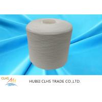 Quality High Tenacity 62 / 3Semi Dull Polyester Yarn Z Twist Low Shrinkage For Sewing wholesale