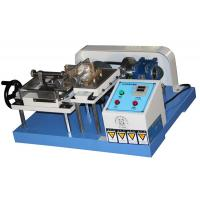 Buy cheap JIS-K 6328/6404.6 	Leather Testing Equipment , Crumpling Resistance Test Machine from wholesalers