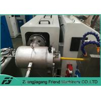 Quality Professional Plastic Pipe Machine For Different Corrugated Stainless Steel Tube Covering wholesale