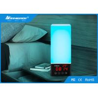 APP Control Smart Touch LED Bluetooth Speaker V4.2 With TF Card Slot
