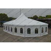 Quality Special High Peak Tent / Pagoda Tent mixed with Multi-side tent and Church Windows for Exihibition&Festival Celebration wholesale
