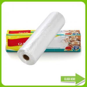 Vacuum Sealer Rolls Commercial Food Bags Transparent Colour HDPE Material