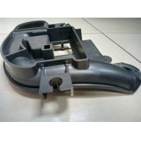 Quality Air Conditioning Plastic Injection Molding Parts , Black Custom Injection Mold wholesale