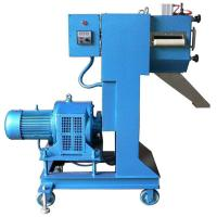 Quality Low Noise Plastic Pellet Extruder Machine / Granulation Equipments For Waste Filament Cutting System wholesale