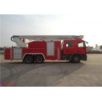 Quality Multi Functional Rescue Fire Truck 39 Ton Maximum Speed 104KM/H ISO9001 Certificated wholesale