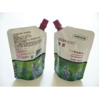 Reusable Juice Spouted Pouches Bag