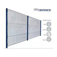 Quality High Security Welded Mesh Fence For Highway , Railway , Sporting , Garden wholesale