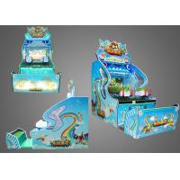 Quality Visual 3D Screen Water Shooting Arcade Video Game Machines For English Version / Edition wholesale