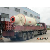 Quality Wet Grinding Ball Mill Equipment , Energy Saving Industrial Grinding Mill Machine wholesale