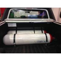 """Quality NGV2 / DOT TYPE 1 NGV Gas Tank with OD 12.8"""" 50L - 120L Capacity CrMo Steel Material wholesale"""
