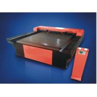 Large Format Double Y-Axis Co2 Fabric Laser Cutting Machine For Home Textile