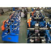Quality Automatic Type Change Metal Z Purlin Making Machine High Performance wholesale