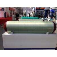 Quality Fiberglass Storage Steel Gas Cylinder , ECE R110 / ISO11439 Type 2 CNG Tank wholesale