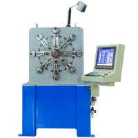 Buy cheap 11 Axis Camless CNC Spring Making Machine With Spinner Motor , Stable Performance from wholesalers