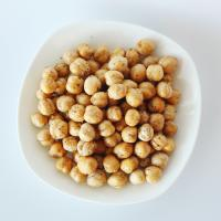 Buy cheap Healthy Snacks High Nutrition Roasted Chickpeas Salted / Black Pepper Flavor from wholesalers