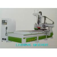Quality Four Axis CNC Wood Cutting Machine , Wood Etching Machine For Craftsmanship Window wholesale