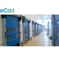 Quality Air Cooler Frozen Food Refrigeration Storage PU Panel Assembling Warehouse wholesale