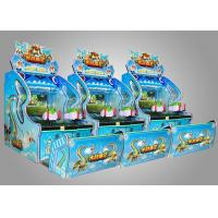 Quality Canival Coin Operated 2 Player Arcade Shooting Machine For Children Park wholesale