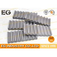 Buy cheap 48 HSD Graphite Ingot Mold 45 Mpa Bending Strength For Diamond Tools Sintered Casting from wholesalers