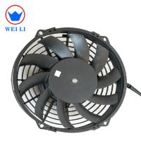 DC Brush High Speed Radiator Fan 9 Inch , Condenser fan, refrigerator fan of Bus AC Parts