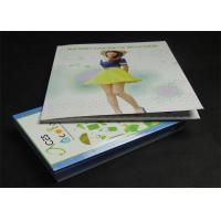 Cheap Saddle Stitching Catalogue Printing Service For Company , 4 Color Catalog Printing for sale