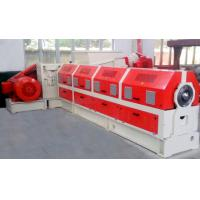 Quality PLC Control PVC Cable Extruder Machine With Water Strand Pelletizing System wholesale