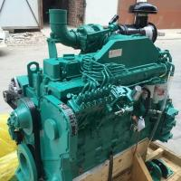 Buy cheap 200 KVA G Drive Cummins 6CT 8.3 Diesel Engine Electric Start For Generator Set from wholesalers