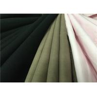 OEM Washable Dyeing Polyester Cotton Blend Fabric Elastic Plain Cloth