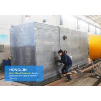 Integrated Sea Water Purification System , Seawater To Drinking Water Machine