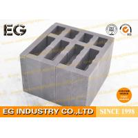 Buy cheap Sintered Extruded Press Custom Graphite Molds 65 Mpa Compressive Strength Glass Drill Tools from wholesalers
