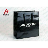 Quality Colored Paper Retail Shopping Bags Recycled  Feature Brand Printing wholesale