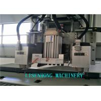 Quality 12 Engraver And 5+4 Driller CNC  Metal Engraving Machine , CNC Etching Machine wholesale