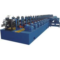 Buy cheap Color Steel Glazed Tile Cold Roll Forming Machine 5.5 Kw Main Motor Power from wholesalers