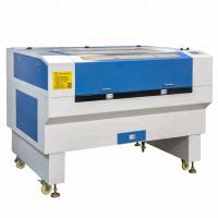 Water Cooling CO2 Laser Engraving Cutting Machine For Plywood Rubber Or Acrylic