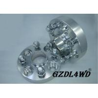 Quality 4PCS 4x4 Wheels Parts Spacers Adapters 6 Lug Fits Chevy Silverado 1500 Aluminum alloy wholesale