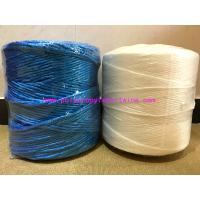 Cheap Agricultural Polypropylene String PP Twine With High Breaking Strength for sale