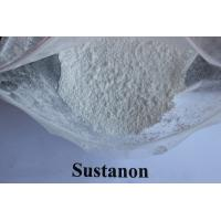 Quality Natural Sustanon 250 / Testosterone Blend Raw Steroid Powders for Muscle Building wholesale