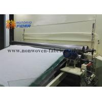 Air Though Nonwoven Fabric Materials Making Needle Punching Machine High Capicity